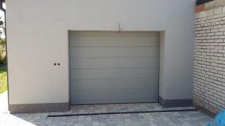 Garáž - dodávka a montáž garážových vrat