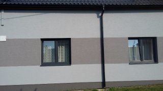 Rodinný dům 10 - dodávka a montáž plastových oken