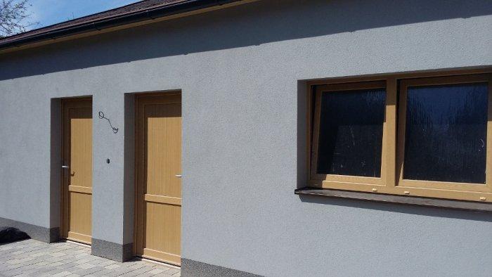 Rodinný dům 9 - dodávka a montáž plastových oken
